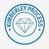 Kimberly Process Diamond Logo