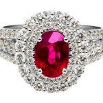 natural burmese ruby 2 0 2 carat a