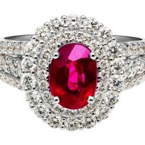 natural burmese ruby 2 0 2 carat a