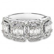 quattro diamond ring