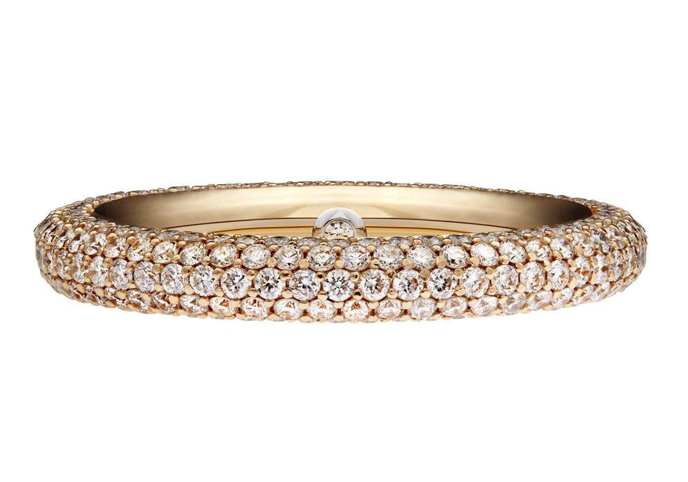 rose gold 18 carat