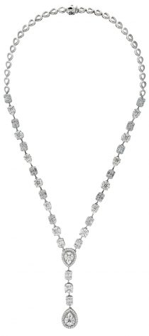 white gold necklace 18 carat 2 min