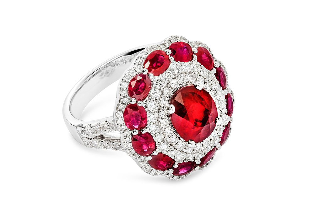 Platinum Jewellery Ring