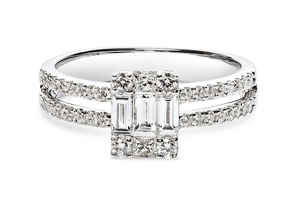 Diamond Engagement Ring 3