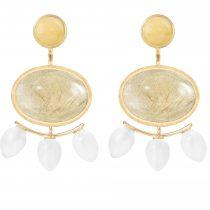 lotus earring a3060 402 a3058 401 a3062 401